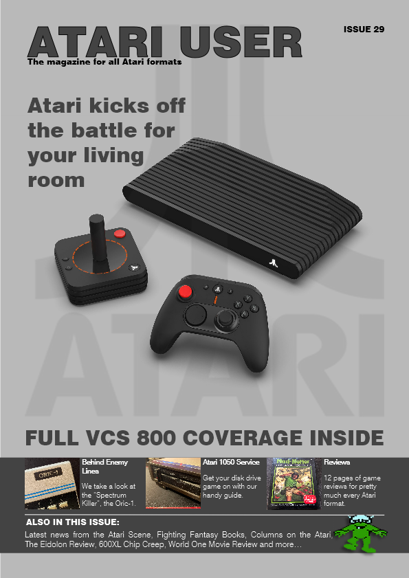 Atari User Issue 29