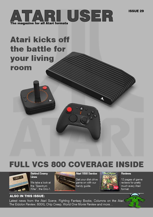 Atari User Issue 29