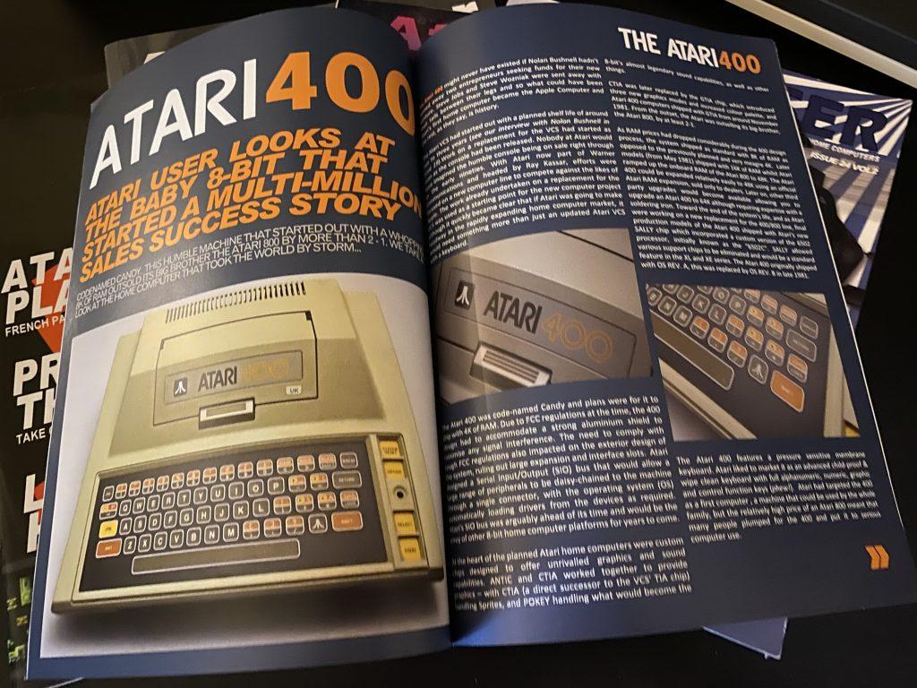 Atari User Print Editions
