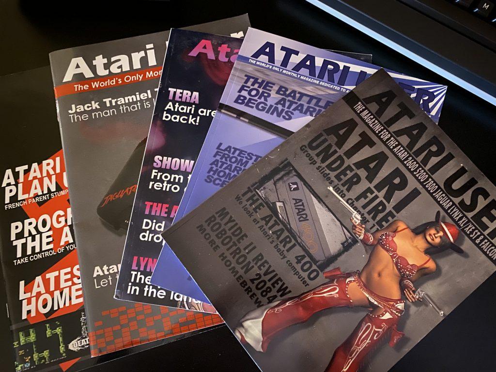 Buy Atari User Magazine in Print!