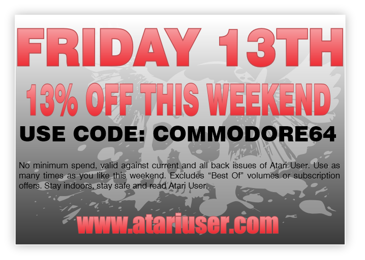 Save 13% this weekend